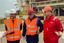 Photo of Romgaz and GSP Start Trinity Project in the Black Sea