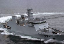 Photo of Damen Shipyards Galati to Build the First Corvette for the Pakistan Navy