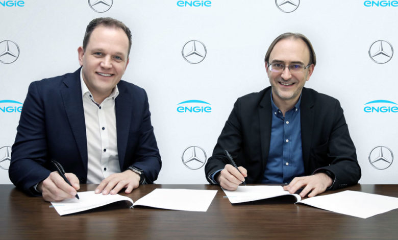 Engie-Romania-Concludes-a-Partnership-with-Mercedes-Benz-Romania-to-Promote-Electric-Mobility