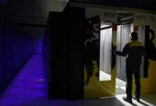 Photo of New Supercomputing System HPC5