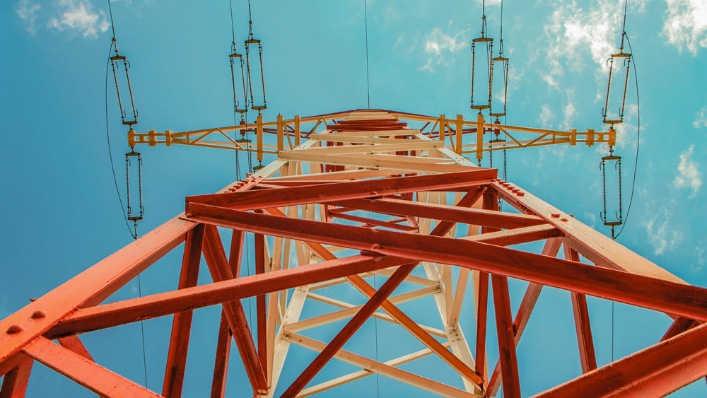 Electric-pylon-Status-of-National-Power-System