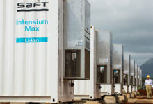 Photo of Largest Battery-based Energy Storage Project in France