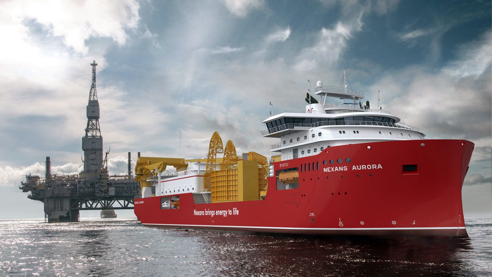 Nexans-Aurora-Most-State-of-the-art-Cable-Laying-Vessel-in-the-World