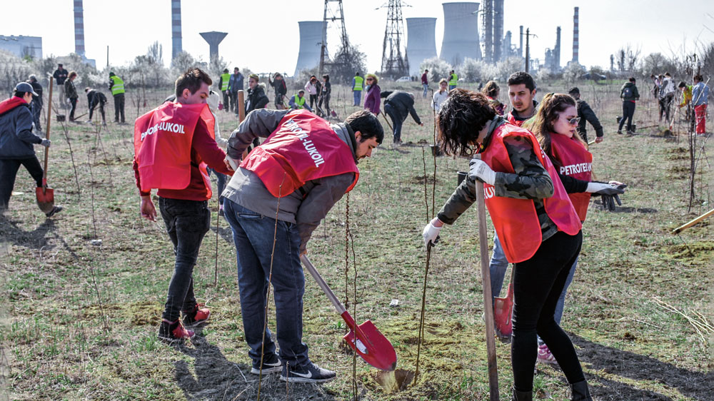 Social-Responsibility-and-Involvement-PETROTEL-LUKOIL Refinery