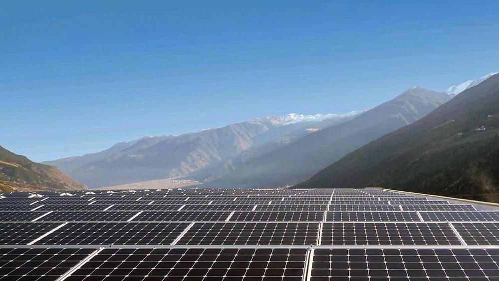 First-Solar-Power-Plant-in-Armenia