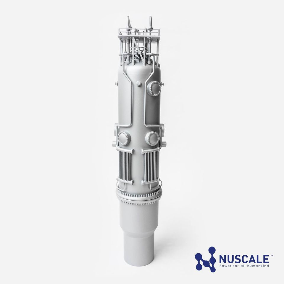 small nuclear reactor