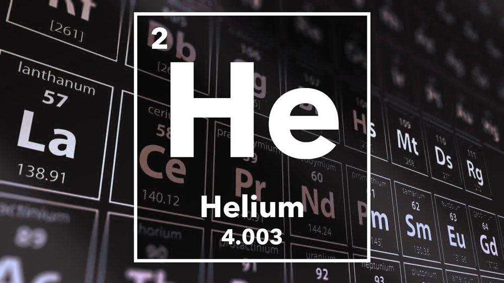 Helium-3 - cover