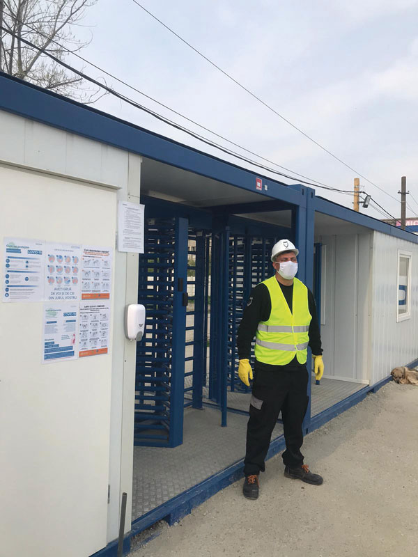 Site-desinfection-and-special-access-procedures Bilfinger Tebodin