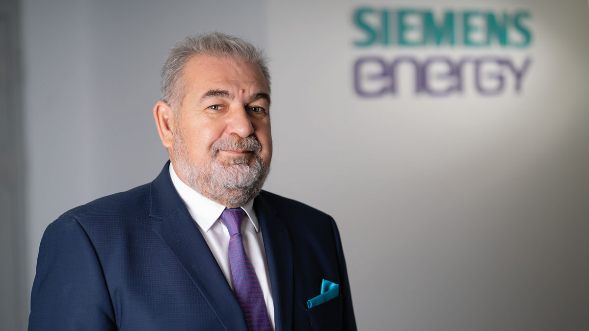 Petru Rușeț Siemens-Energy