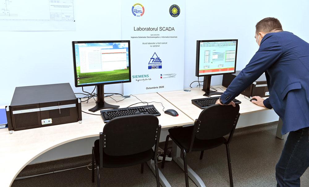 SCADA-Laboratory-UPB-Bucharest