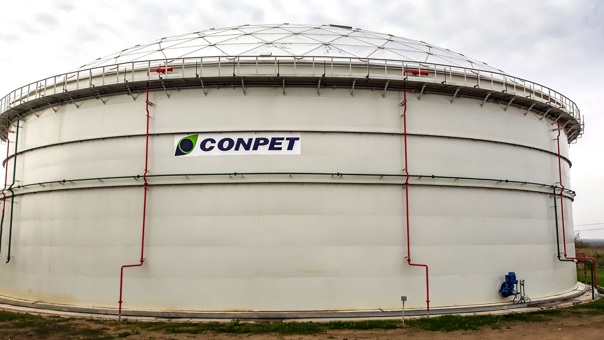 CONPET-Inaugurated-the-Newest-and-Largest-Crude-Oil-Storage-Tank-at-Calareti-Station