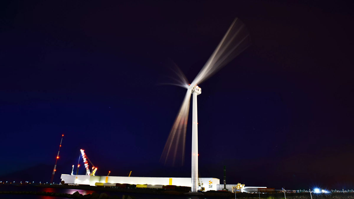GEs-Haliade-X-Offshore-Wind-Turbine-Prototype-Operating-at-13-MW