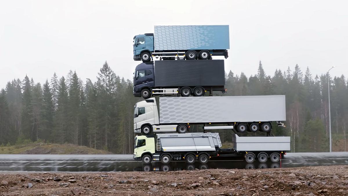 Volvo-Electric-Heavy-Duty-Trucks-in-Europe-in-2021