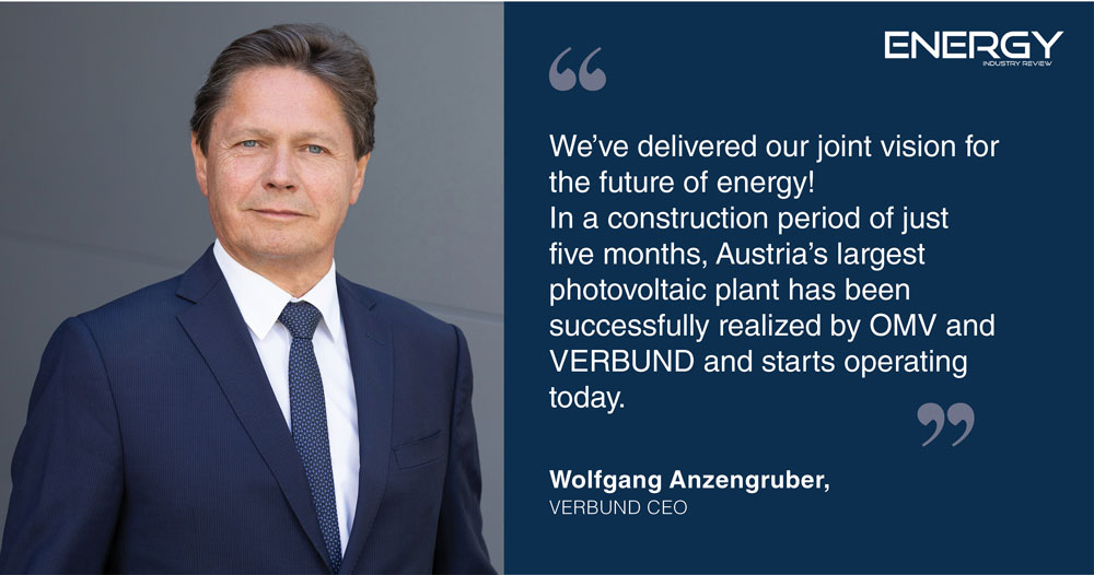 Wolfgang-Anzengruber-VERBUND-CEO