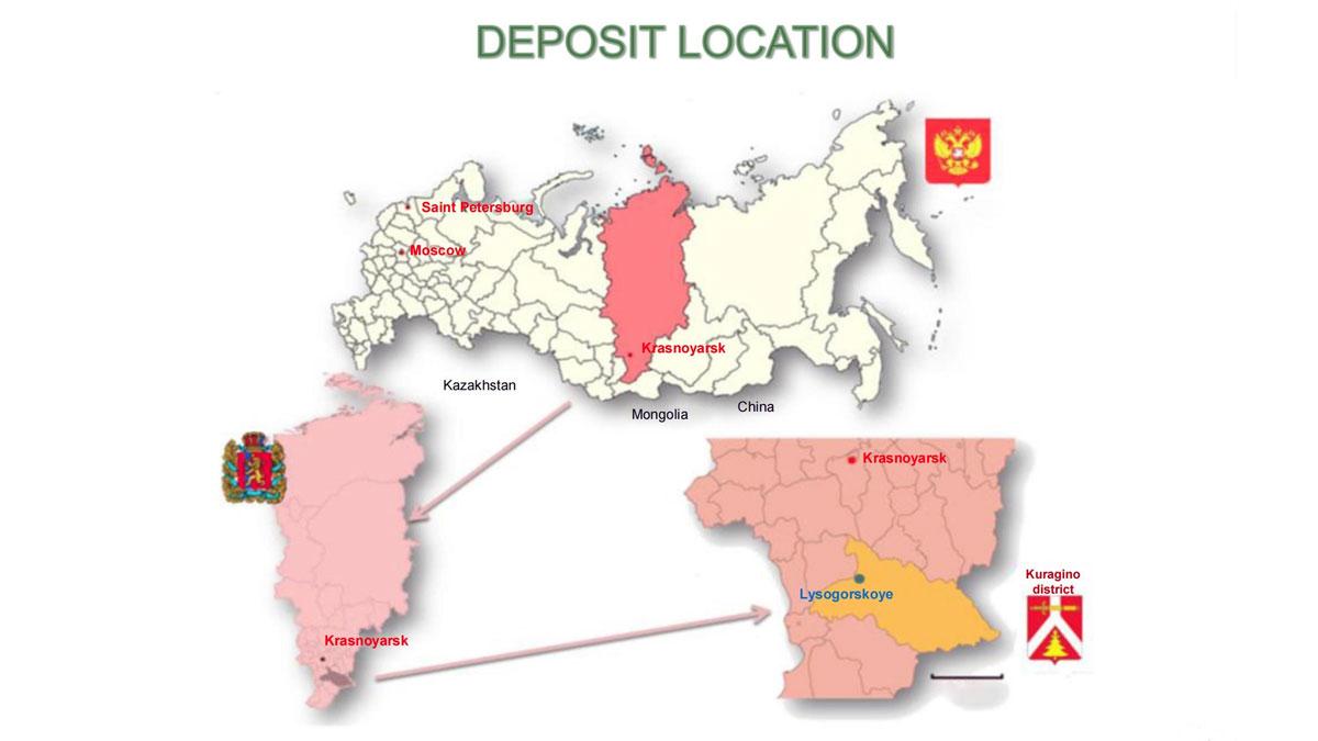 Cache-Exploration-to-Acquire-Historical-1.7MOz-Gold-Mine-in-Krasnoyarsk