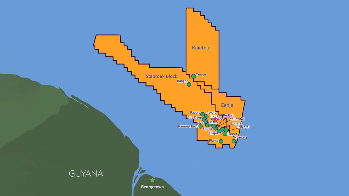 ExxonMobil-New-Oil-Discovery-at-Uaru-2-Offshore-Guyana