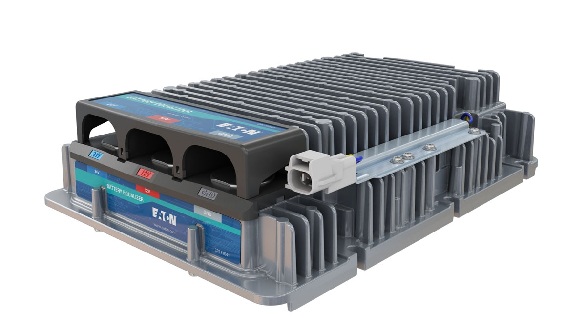 Eaton-to-Supply-DC-DC-Converters-for-New-Full-Battery-Electric-Semi-Truck