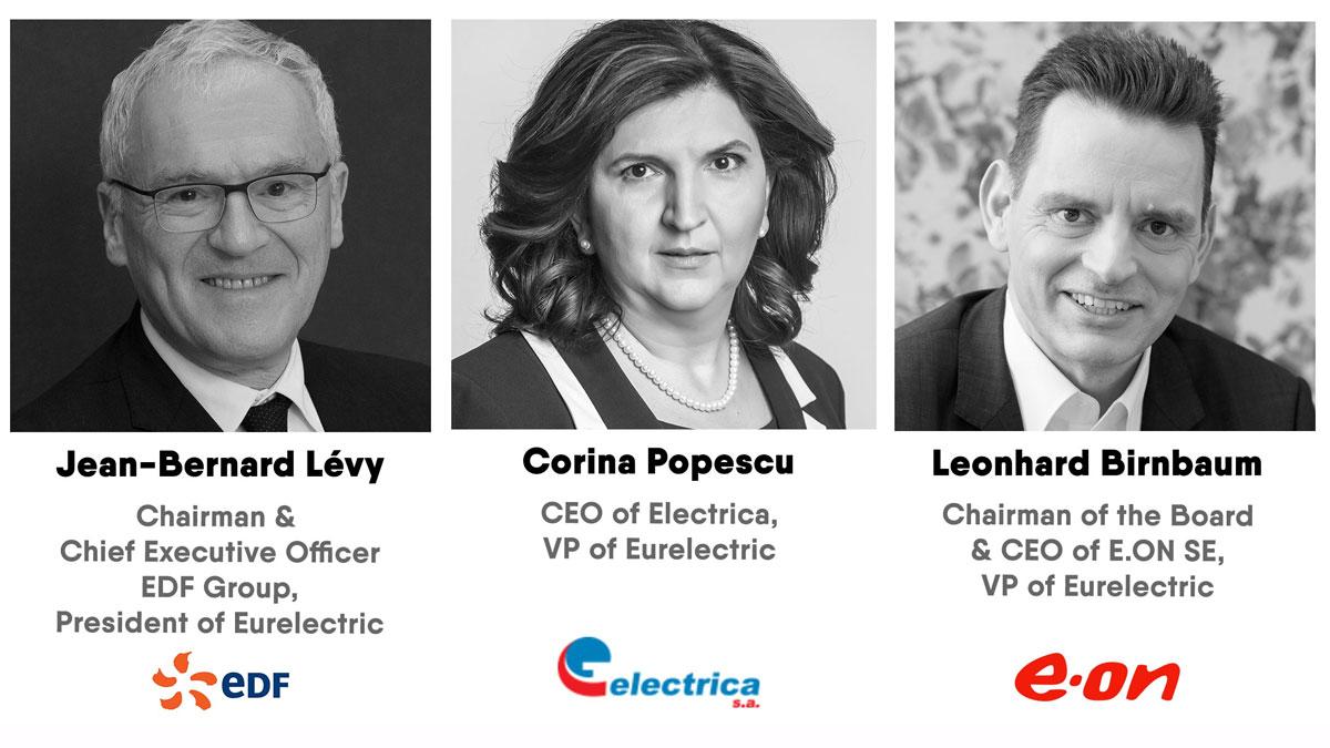 New Presidency Team for Eurelectric