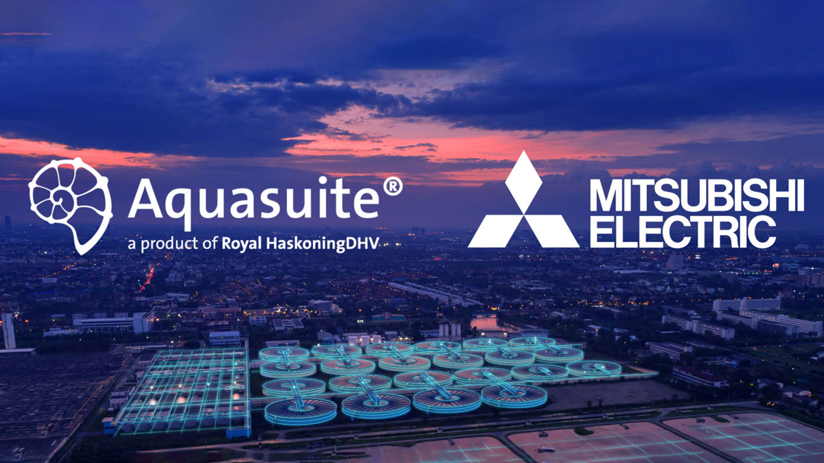 Royal-HaskoningDHV-and-Mitsubishi-Electric-to-Provide-Integrated-Solutions-for-Digitally-Connected-Water-Utilities