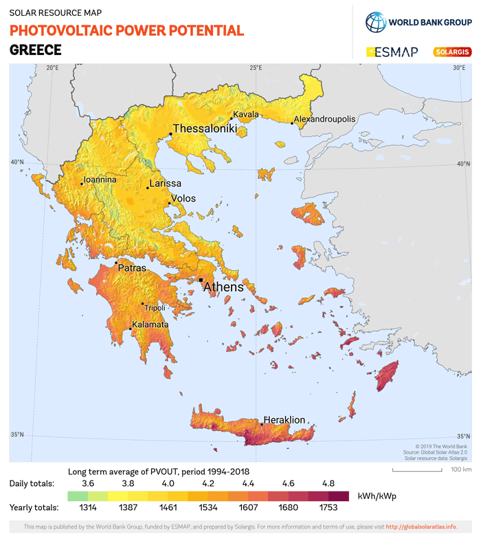 Photovoltaic-power-potential-greece