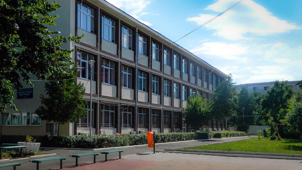 Efficient-Romania-Begins-Energy-Renovation-at-Elie-Radu-Technological-High-School